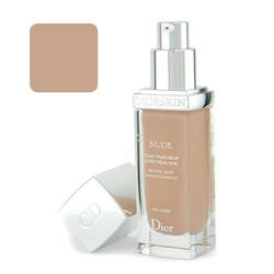 Крем тональный Christian Dior -  Diorskin Nude Natural Glow Hydrating Make-Up Spf10 №030 Medium Beige